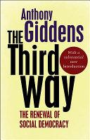the third way the renewal of social democracy pdf